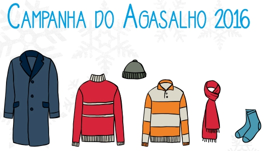 O objetivo da Campanha do Agasalho é coletar o maior número possível de  roupas ef9506e147d32